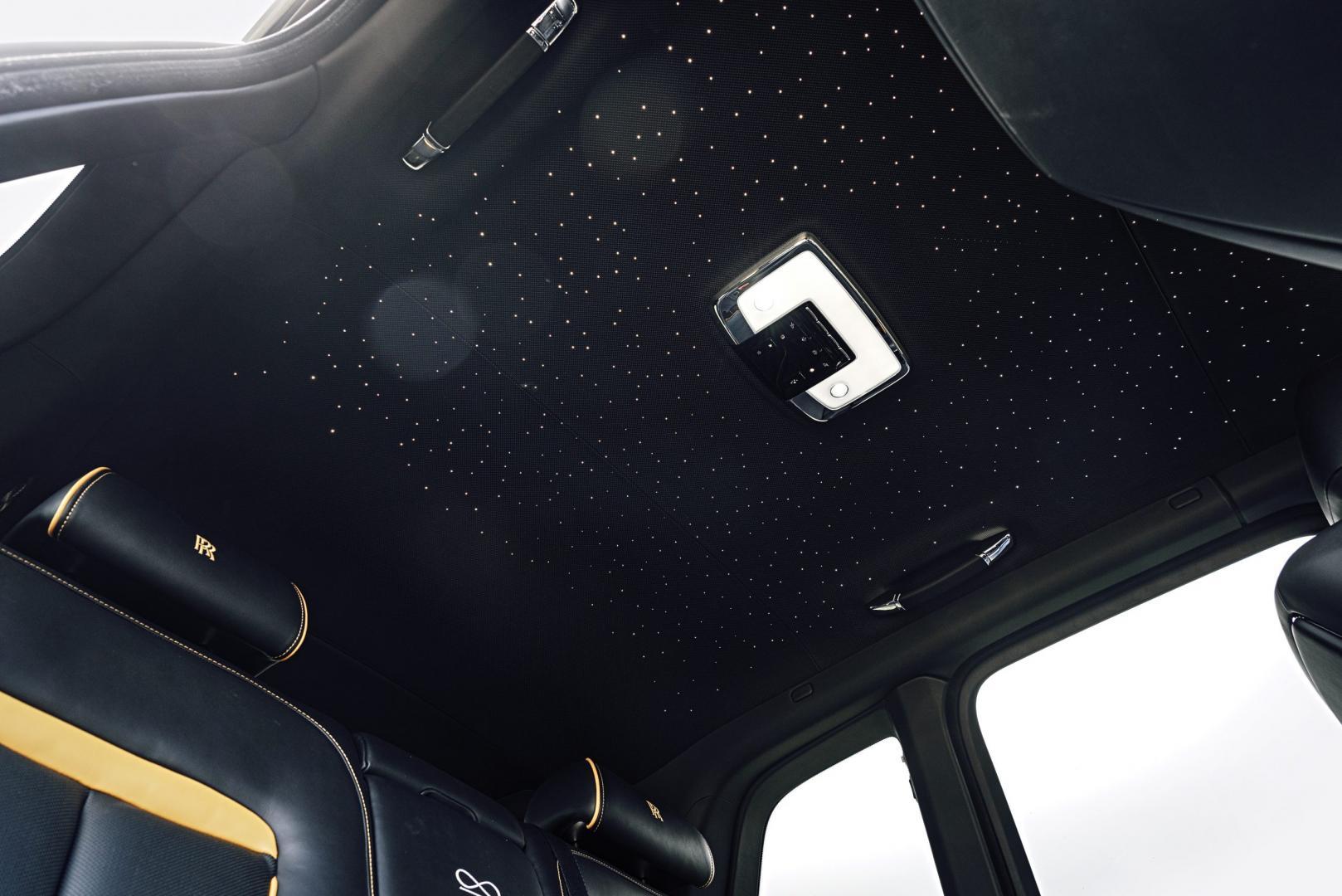 Hemel Rolls-Royce Black Badge Cullinan