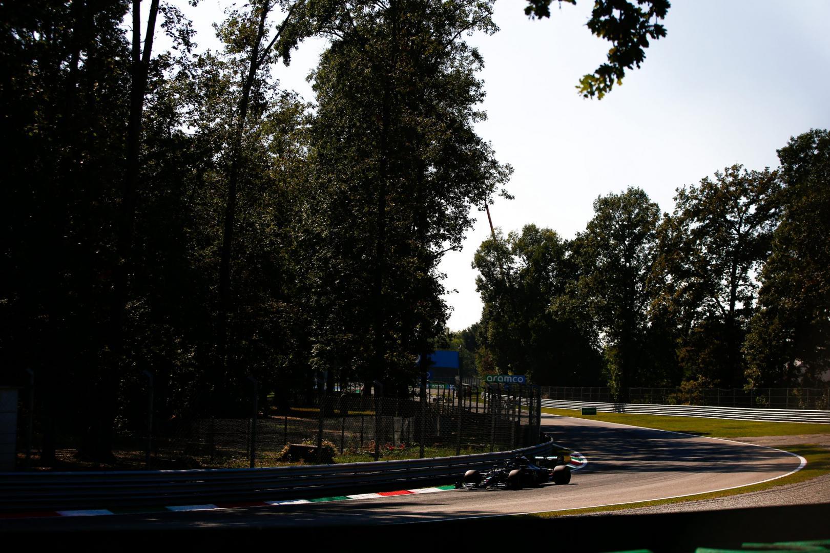 Uitslag van de GP van Italië 2020