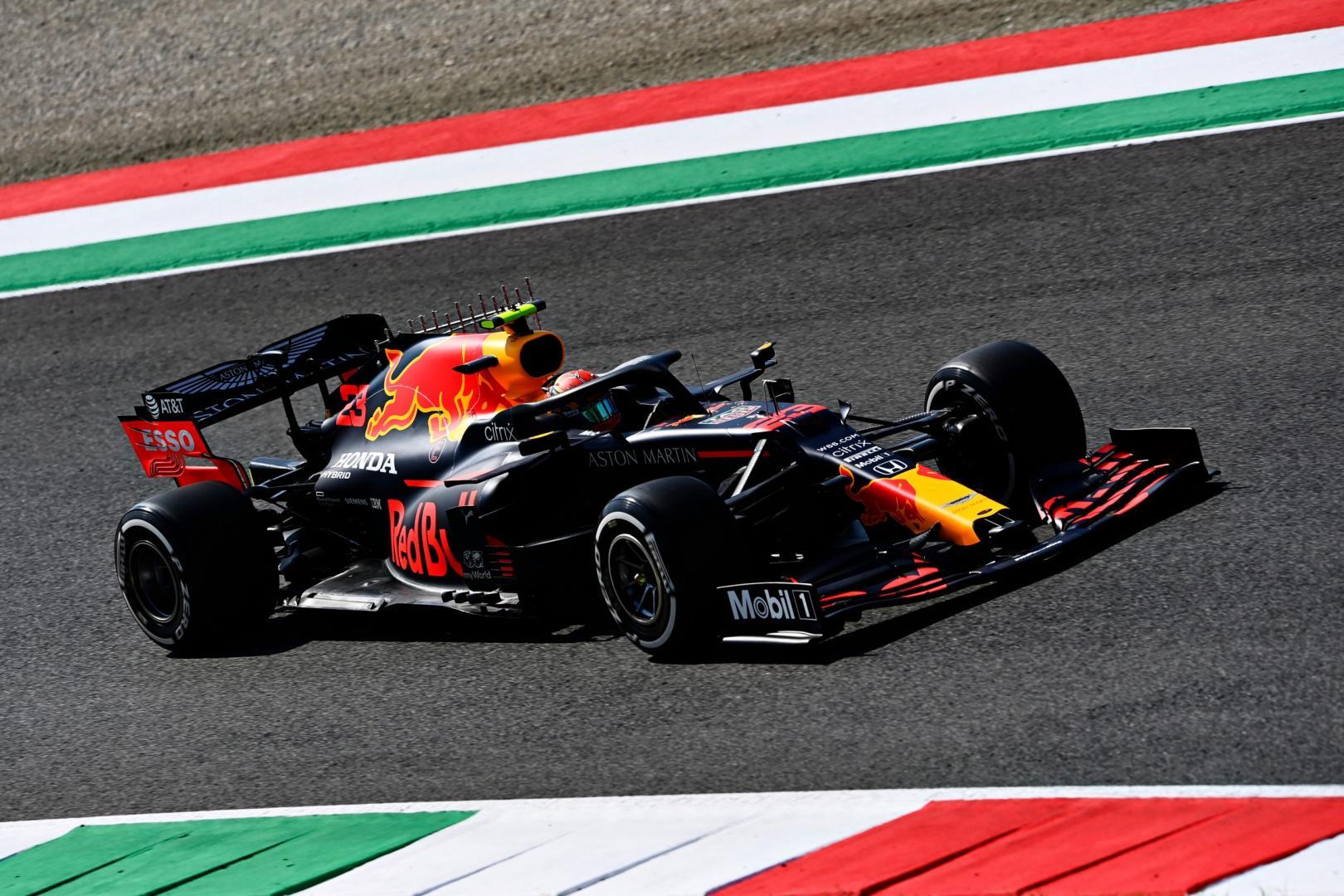 Uitslag van de GP van Toscane 2020