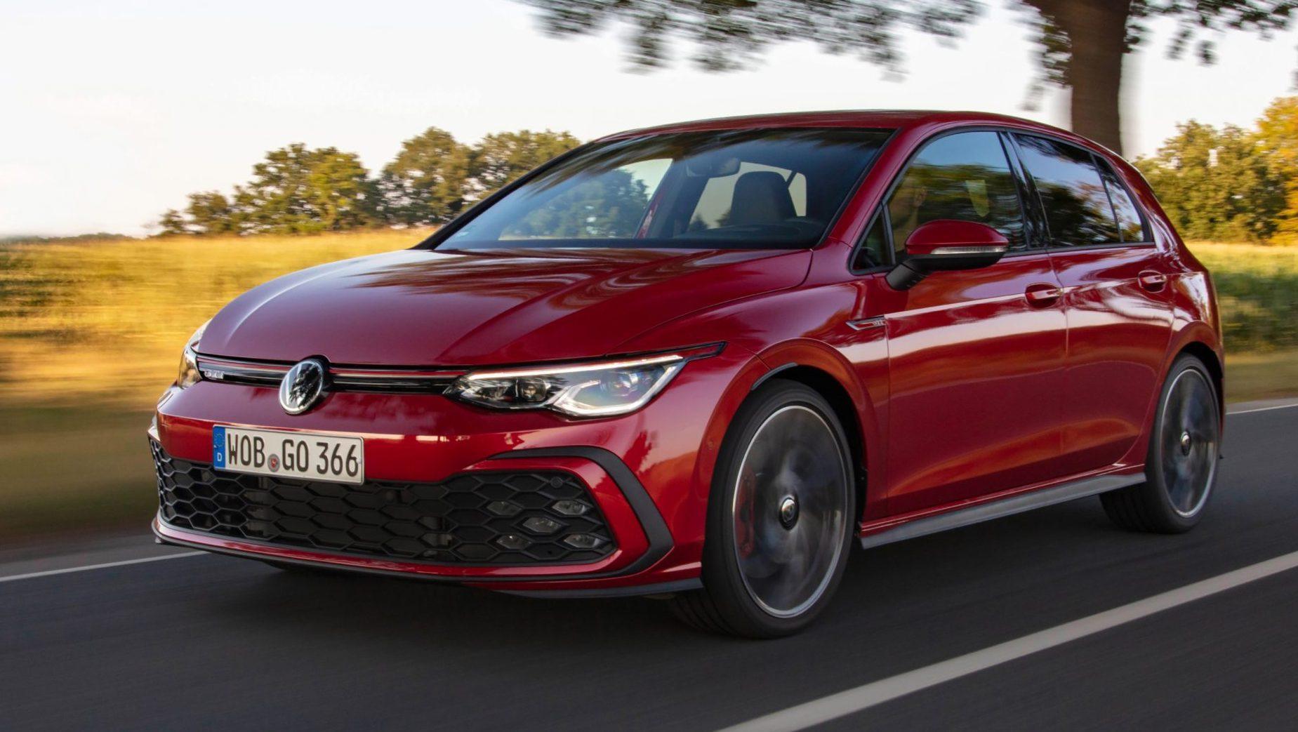 Volkswagen Golf VIII GTI 2020