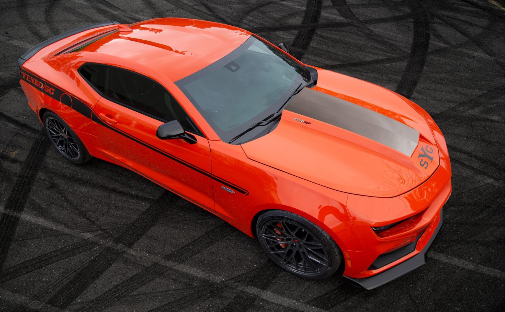 2021 Yenko Camaro (Oranje)