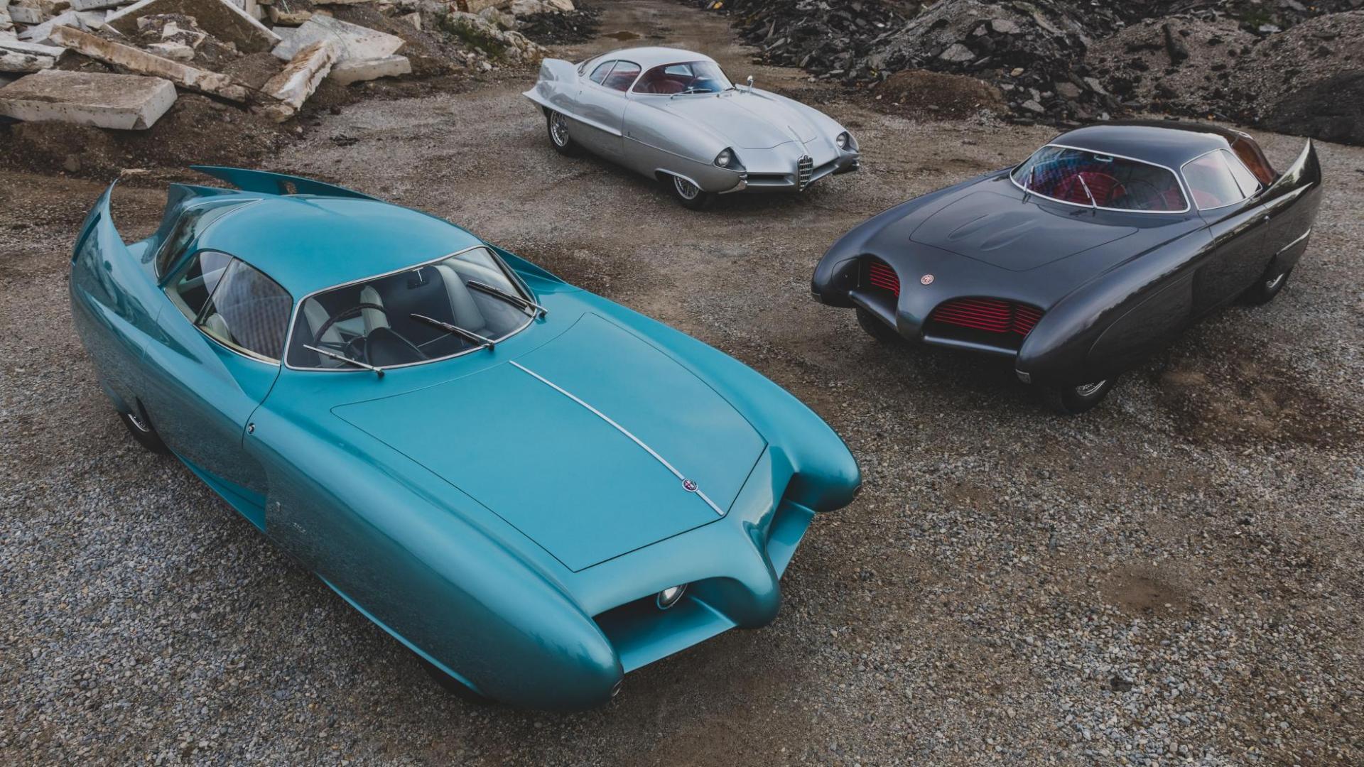 Alfa Romeo BAT 5, 7 en 9