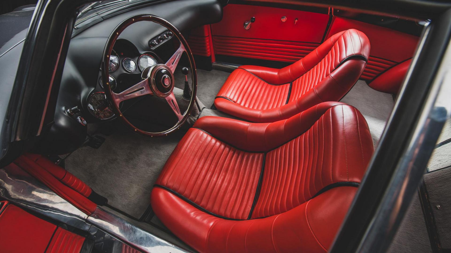 Interieur Alfa Romeo BAT 5