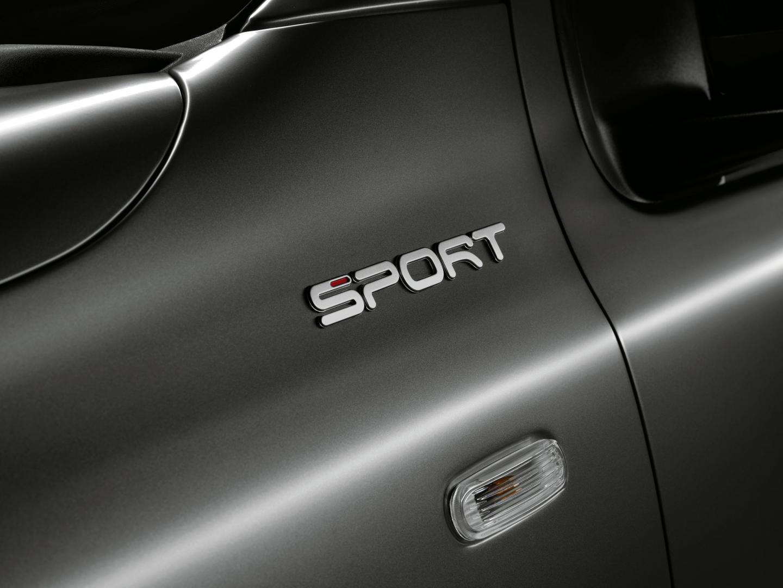 Embleem Fiat Panda Sport 2020