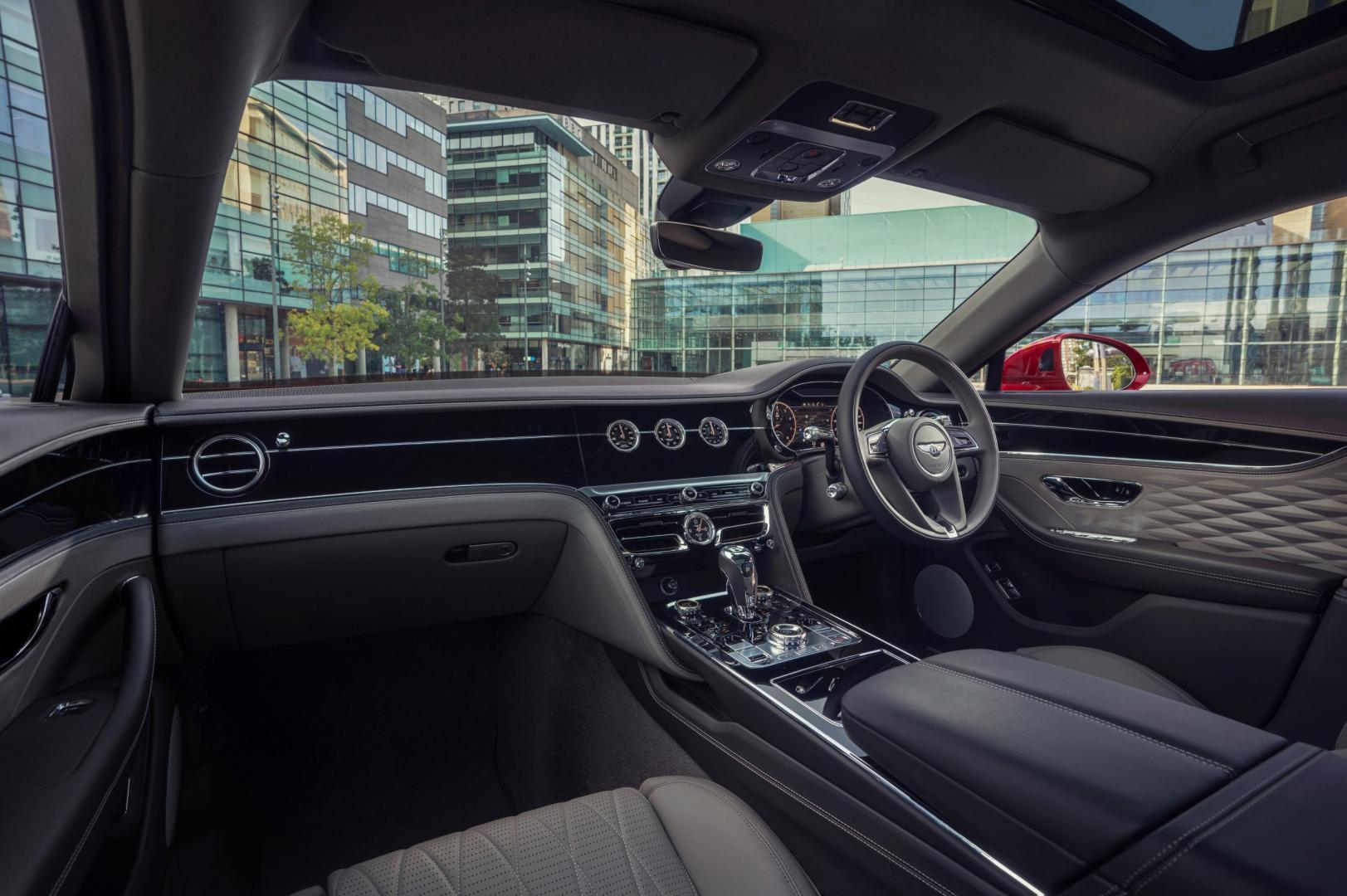 Interieur Bentley Flying Spur 2020