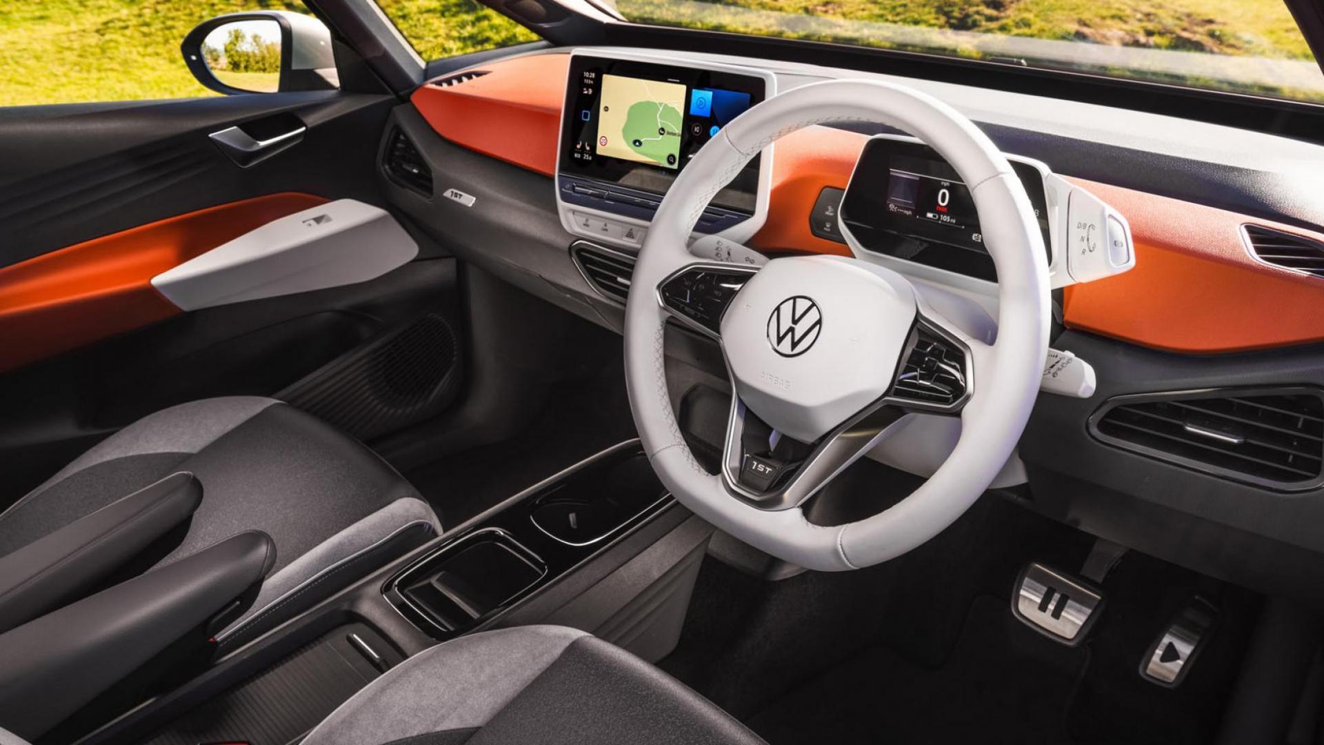 Interieur Volkswagen ID.3 2020