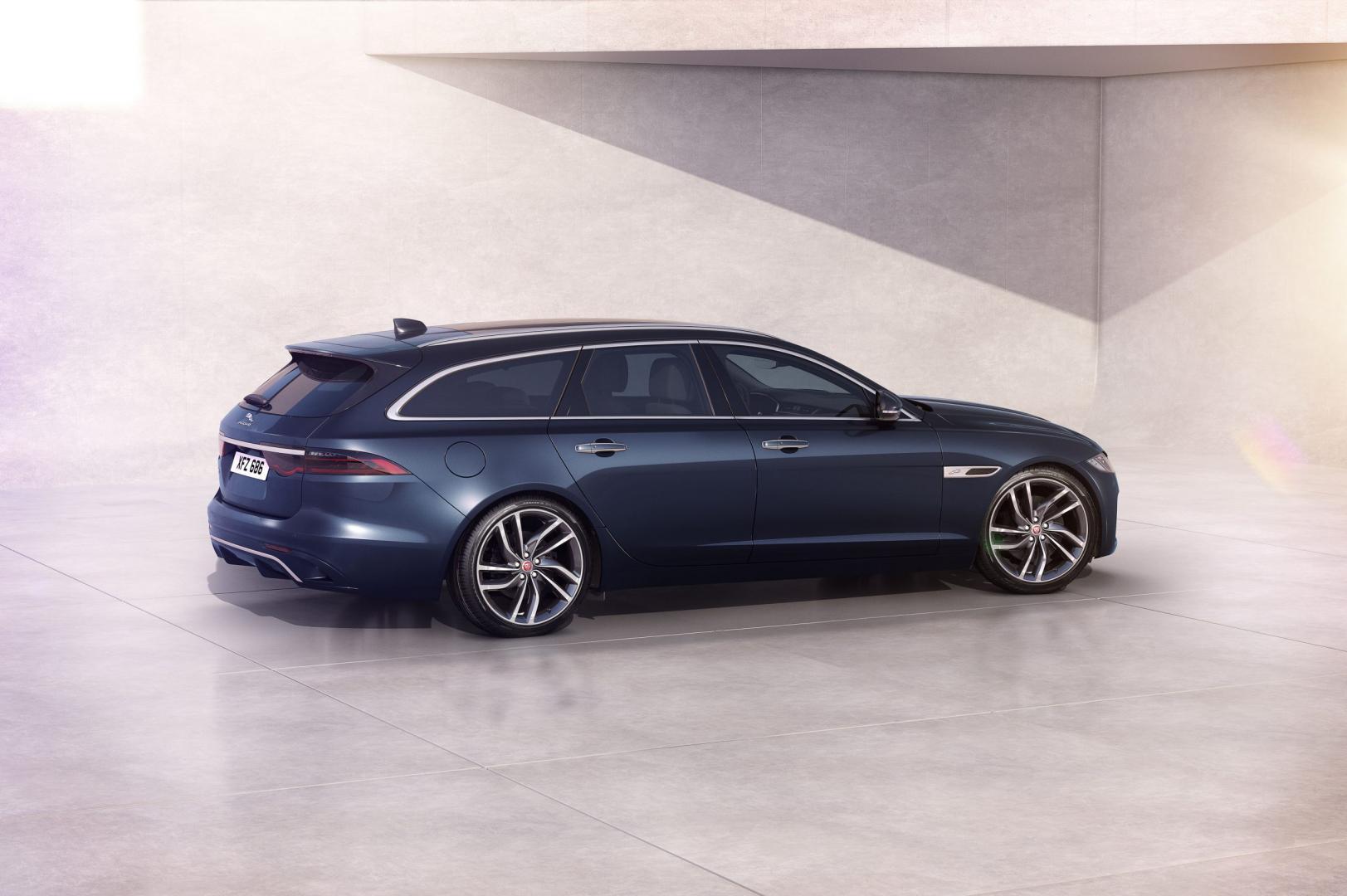 Jaguar XF Sportbrake facelift 2020