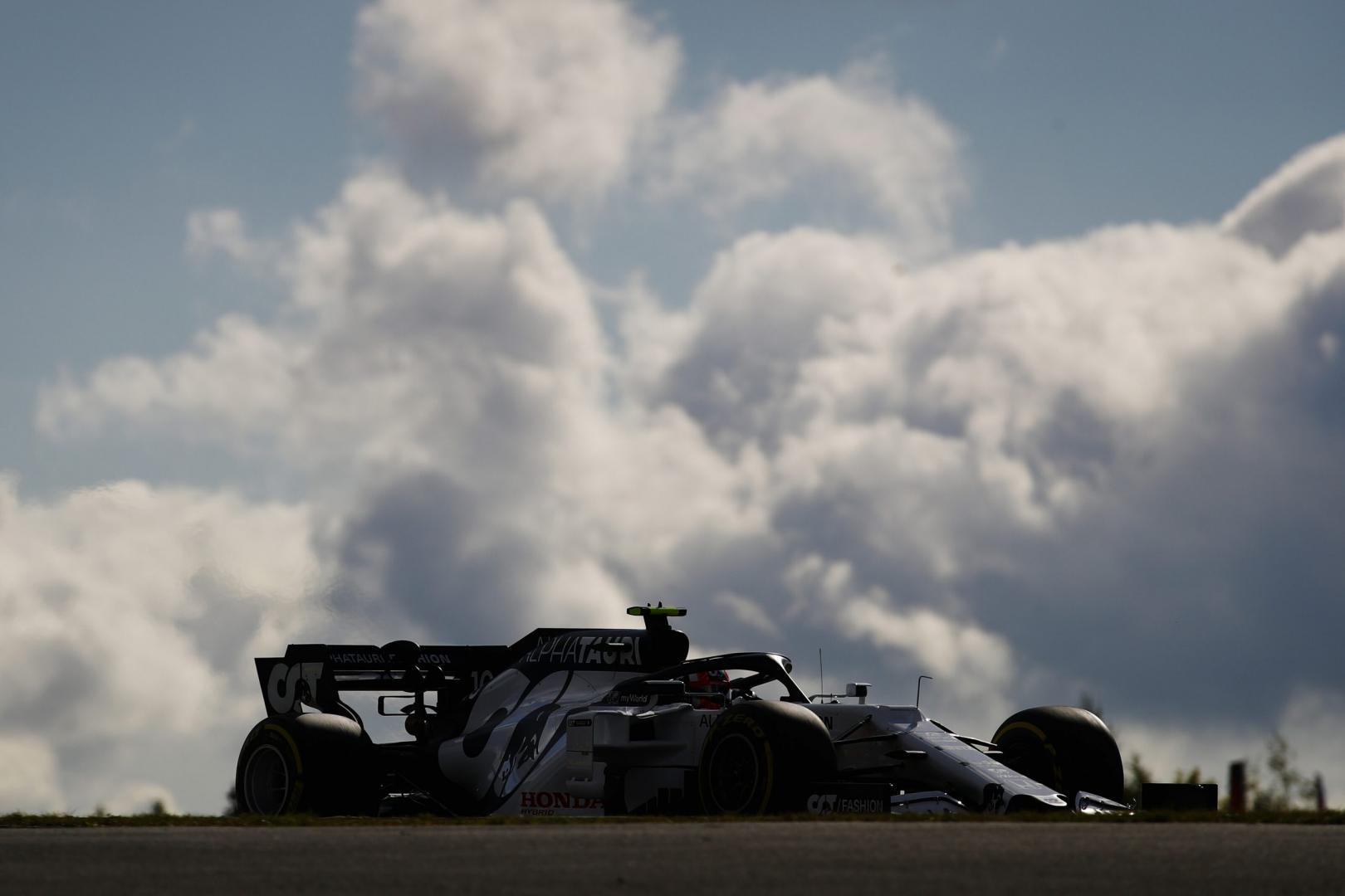 Kwalificatie van de GP van de Eifel 2020