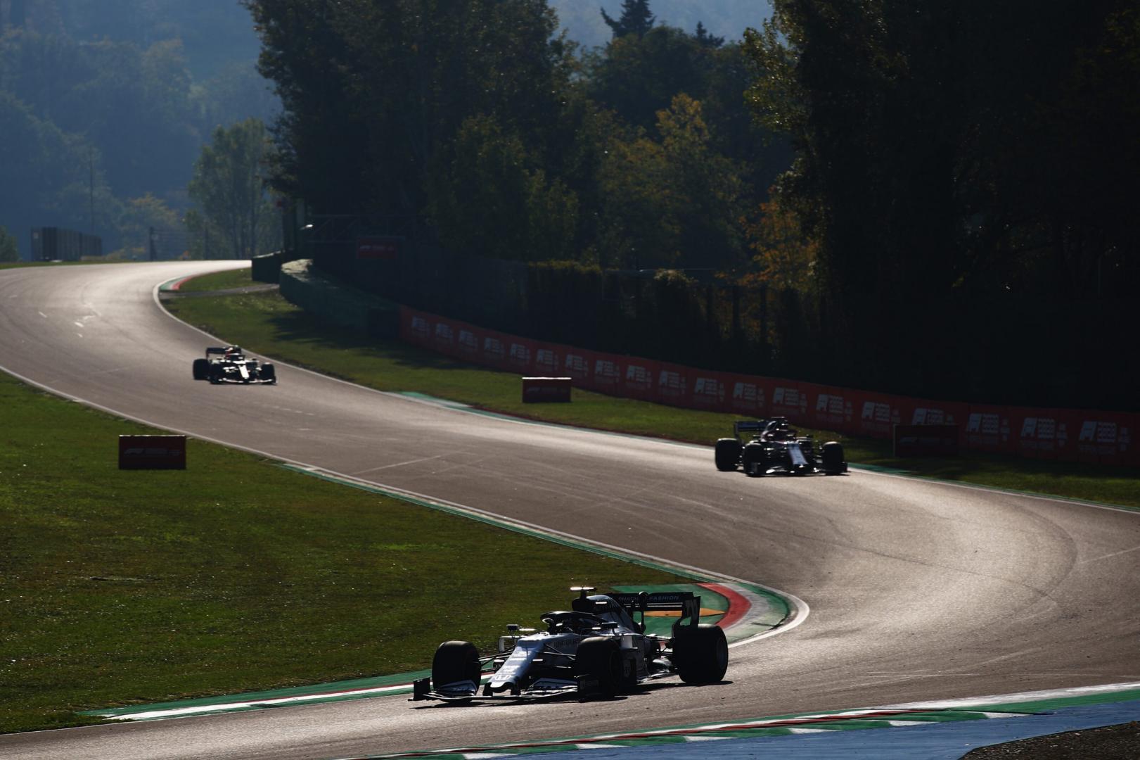 Kwalificatie van de GP van Emilia-Romagna 2020