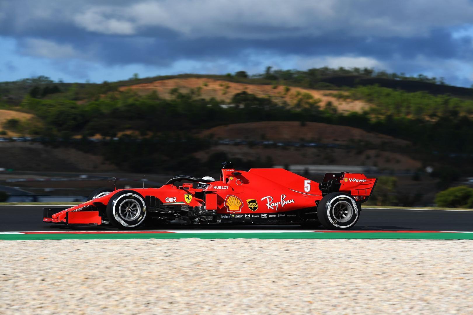 Kwalificatie van de GP van Portugal 2020