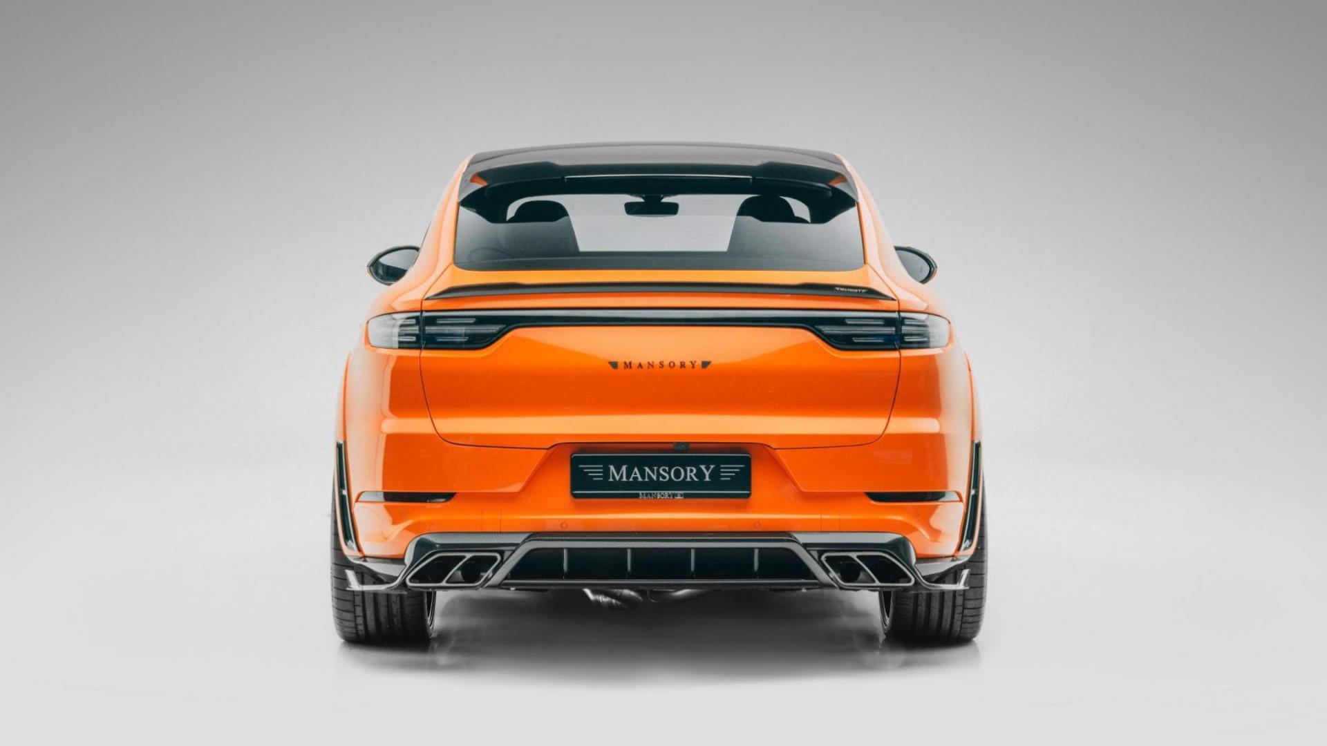 Mansory Cayenne Coupé 2020