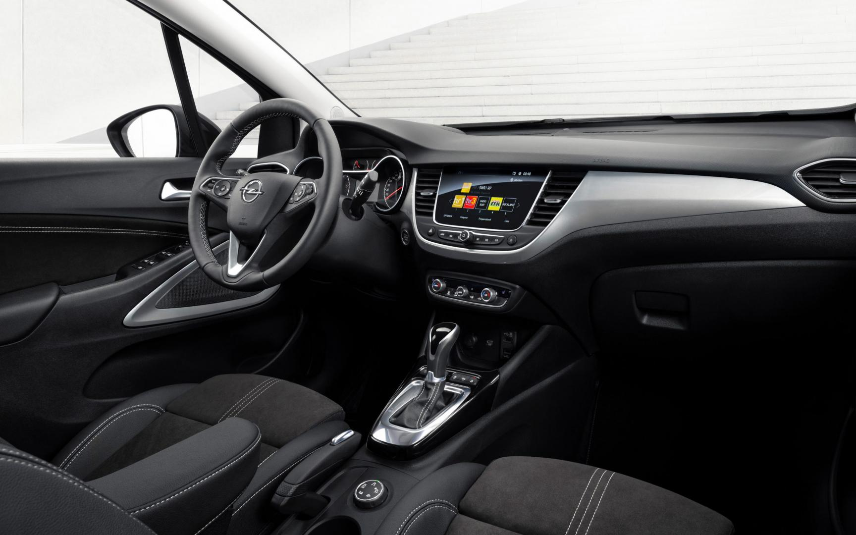 Interieur Opel Crossland Facelift 2020