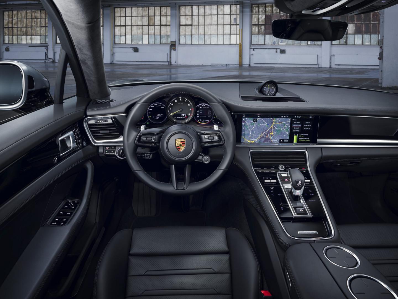 Interieur Porsche Panamera 4 E-Hybrid