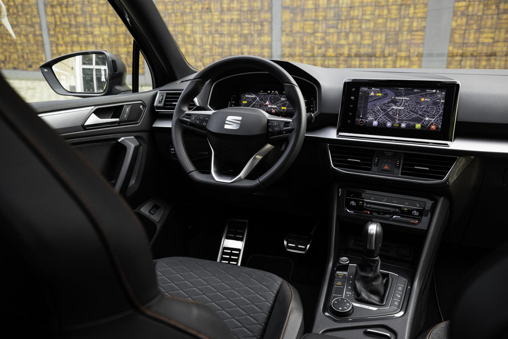 Stuur en dashboard Seat Tarraco 2.0 TSI 2020