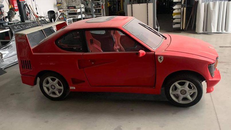 Suzuki SC100 Ferrari