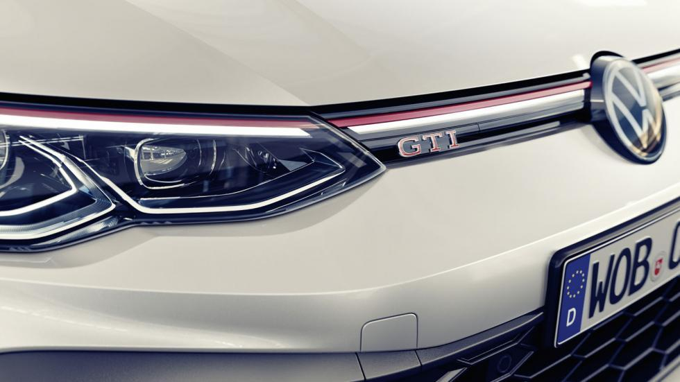 koplampen VW Golf 8 GTI Clubsport