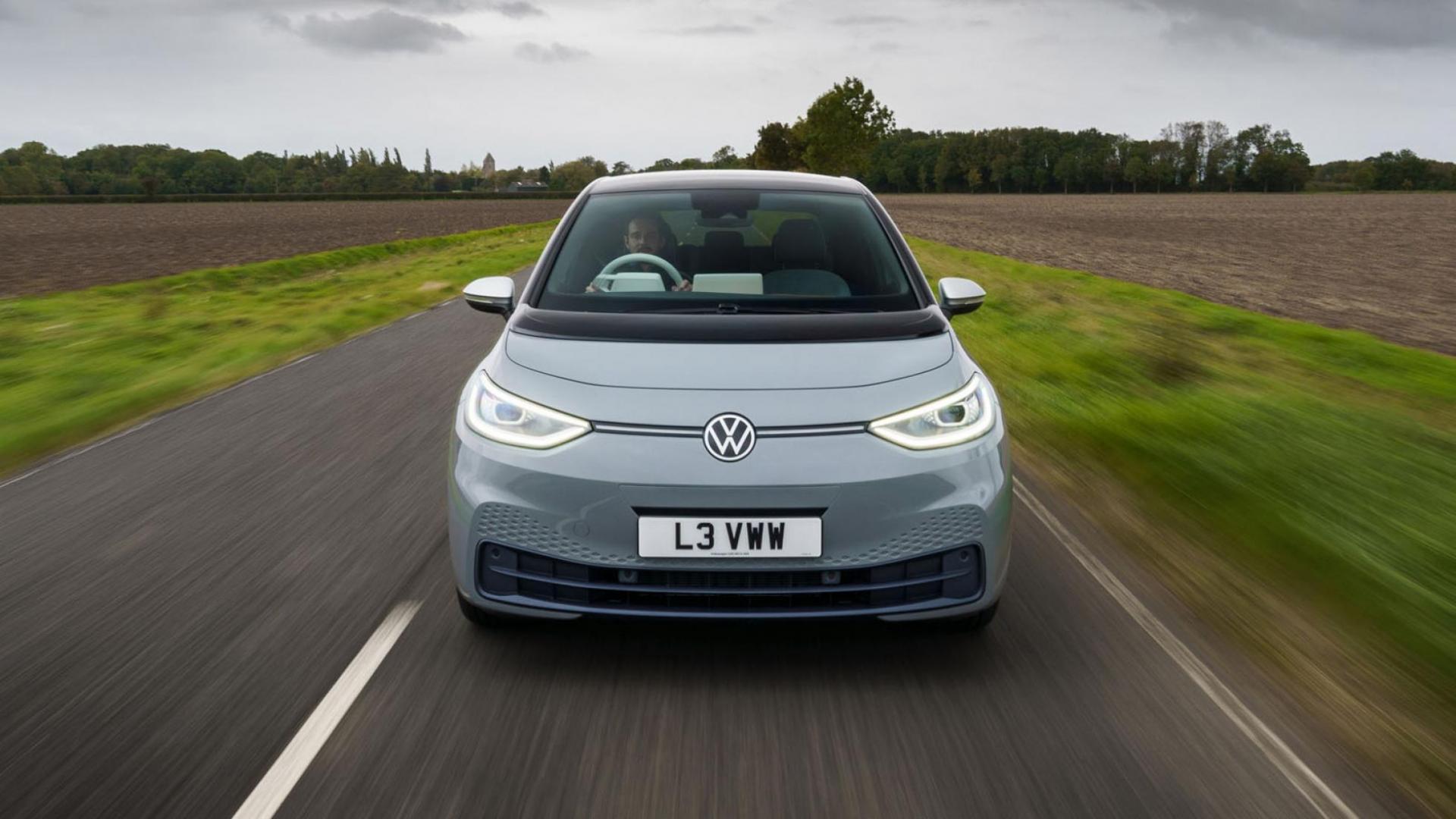 Voorkant Volkswagen ID.3