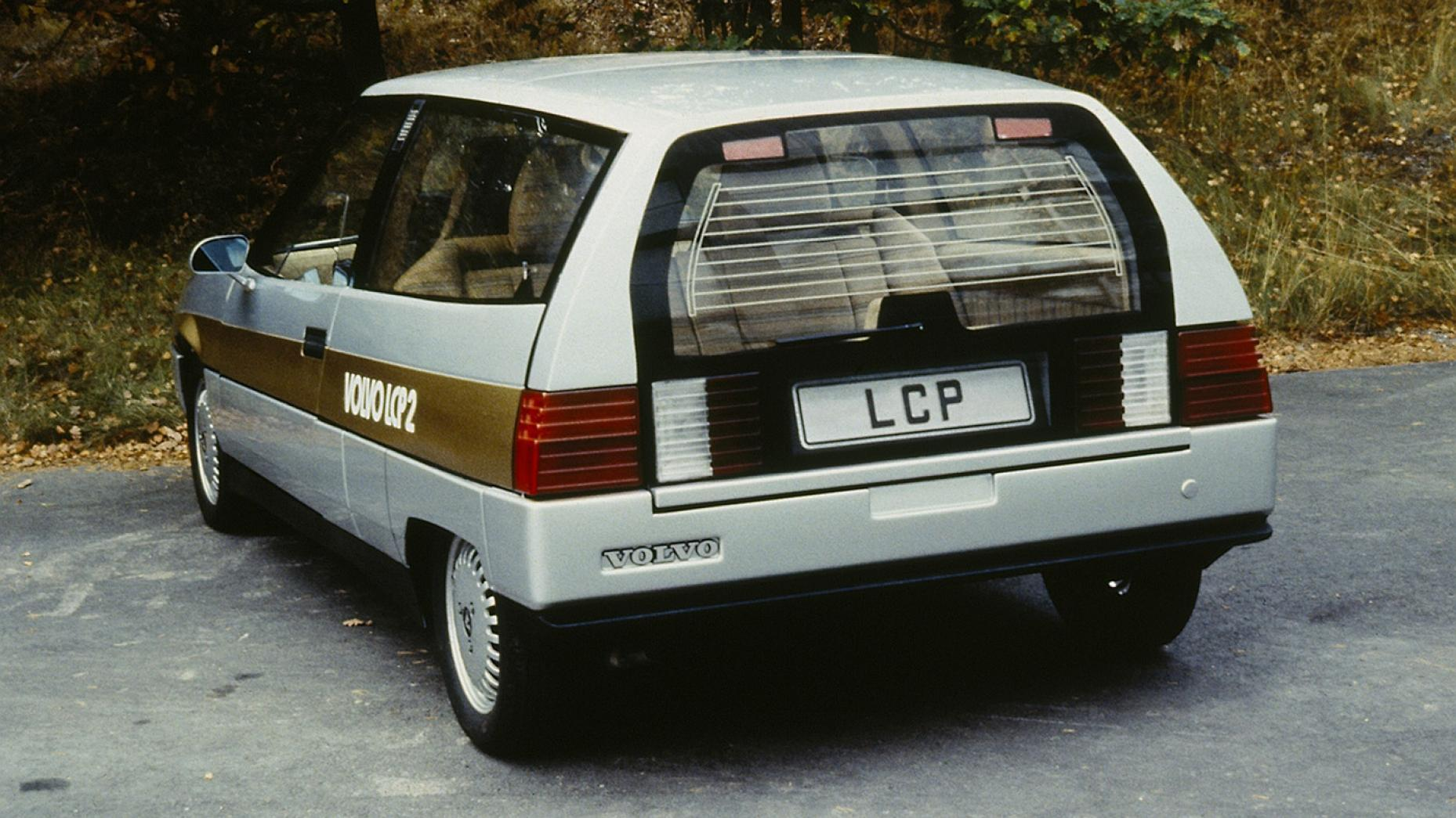 Volvo LCP 2000 1983
