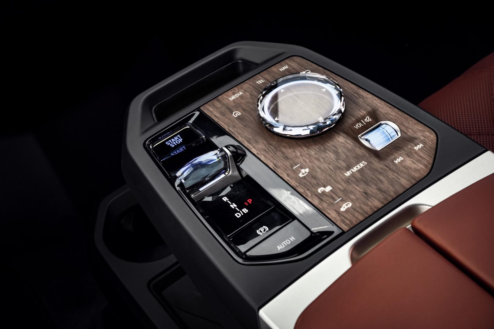 idrive Elektrische BMW ix 2021