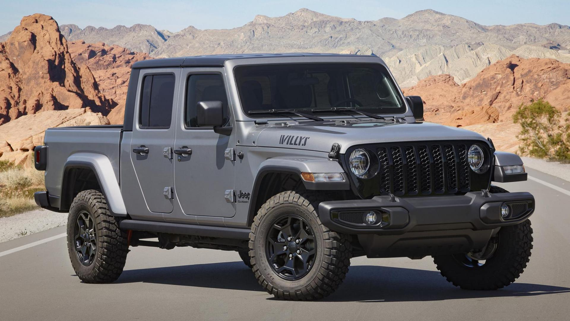 Jeep Gladiator Willys Edition 2020
