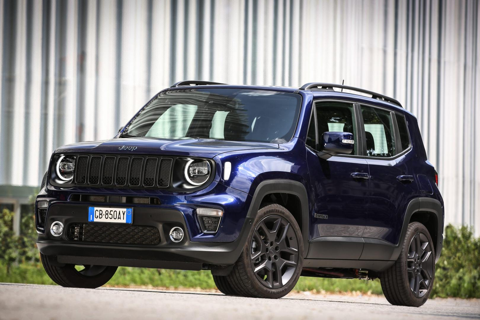 Jeep Renegade S 4xe