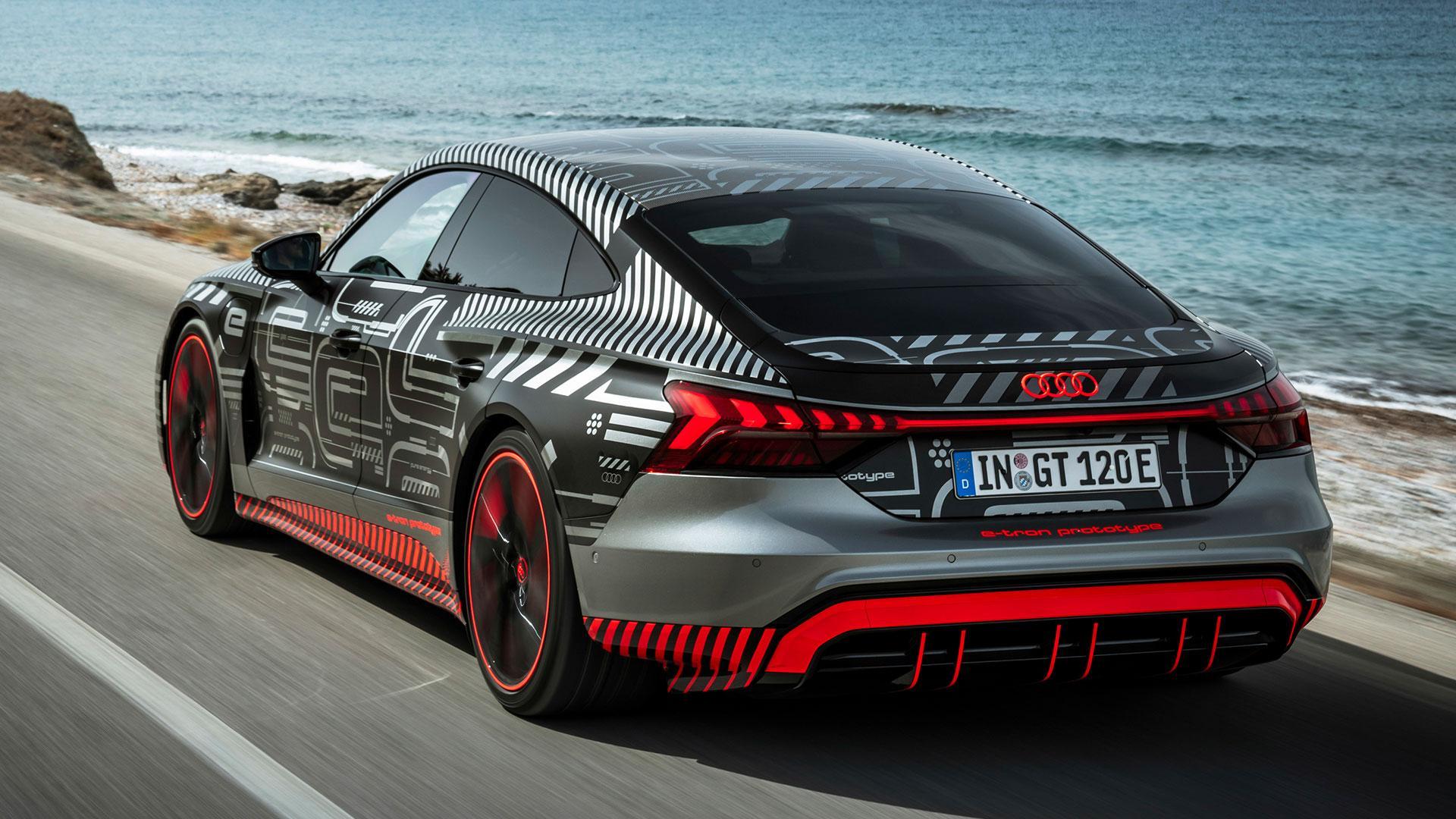 Audi RS e-tron GT (2020)