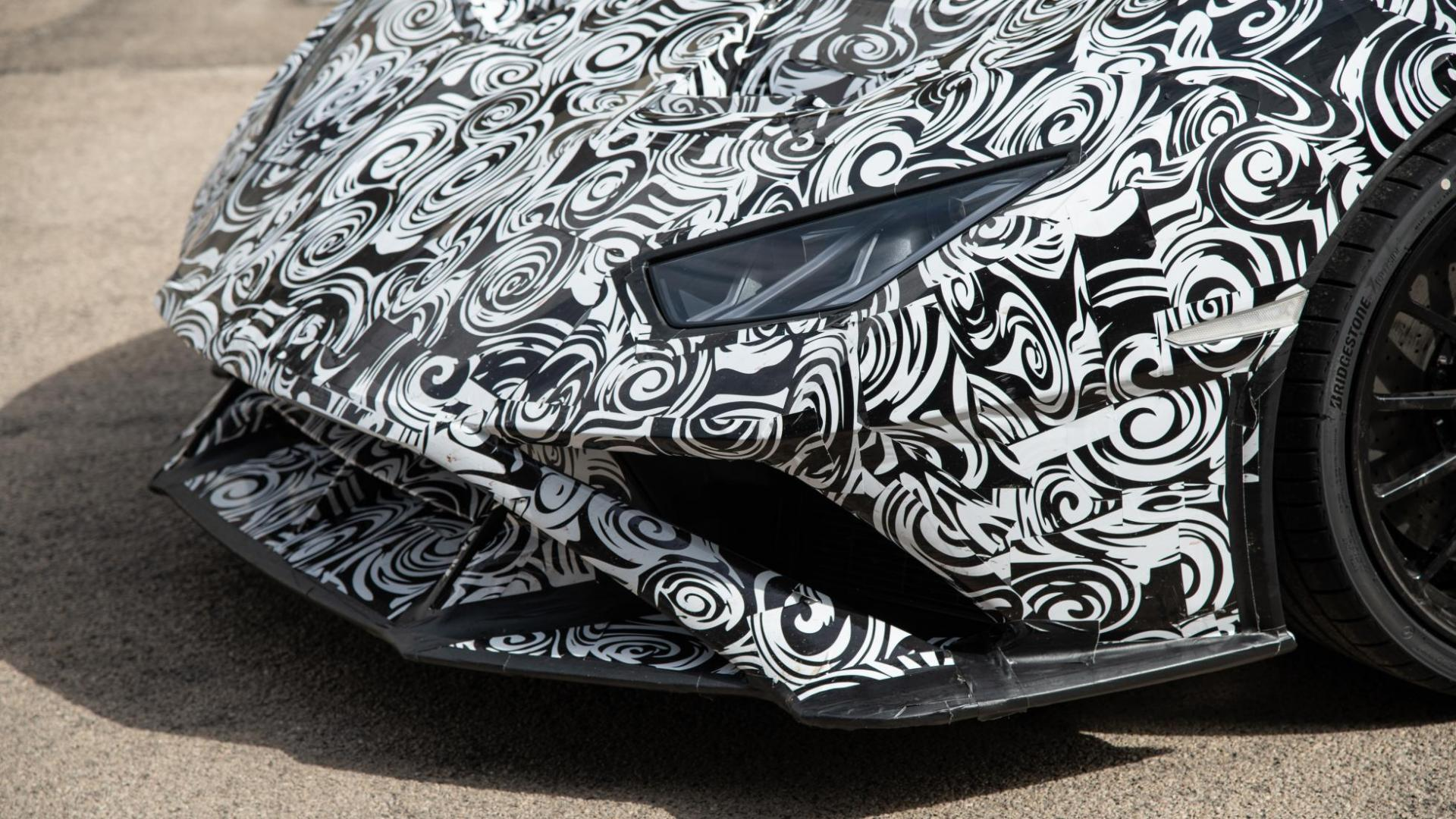 Lamborghini Huracán STO 1e rij-indruk 2020