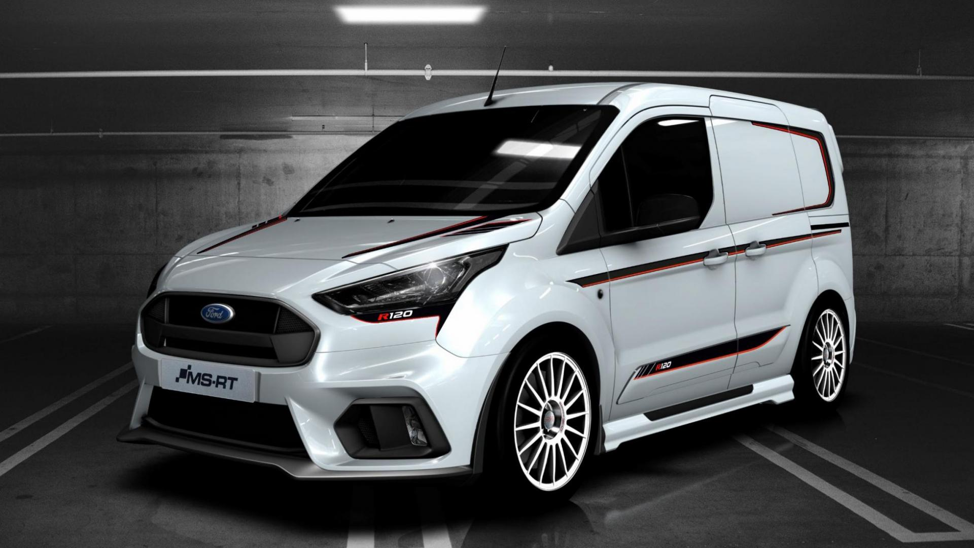 MS-RT Ford Transit Connect R120 Limited Edition 2020
