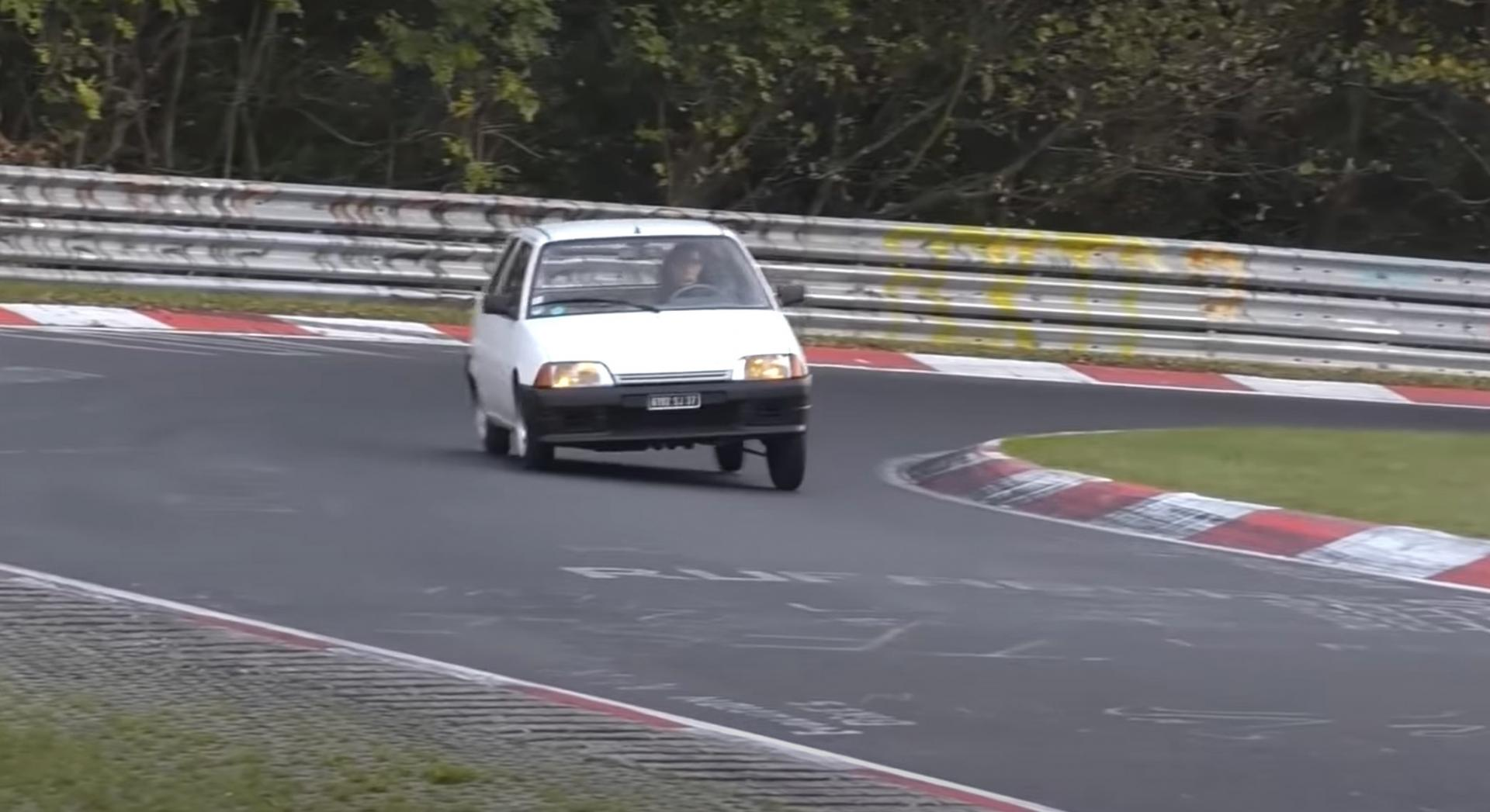 Nürburgring-compilatie Greatest Moments 2020