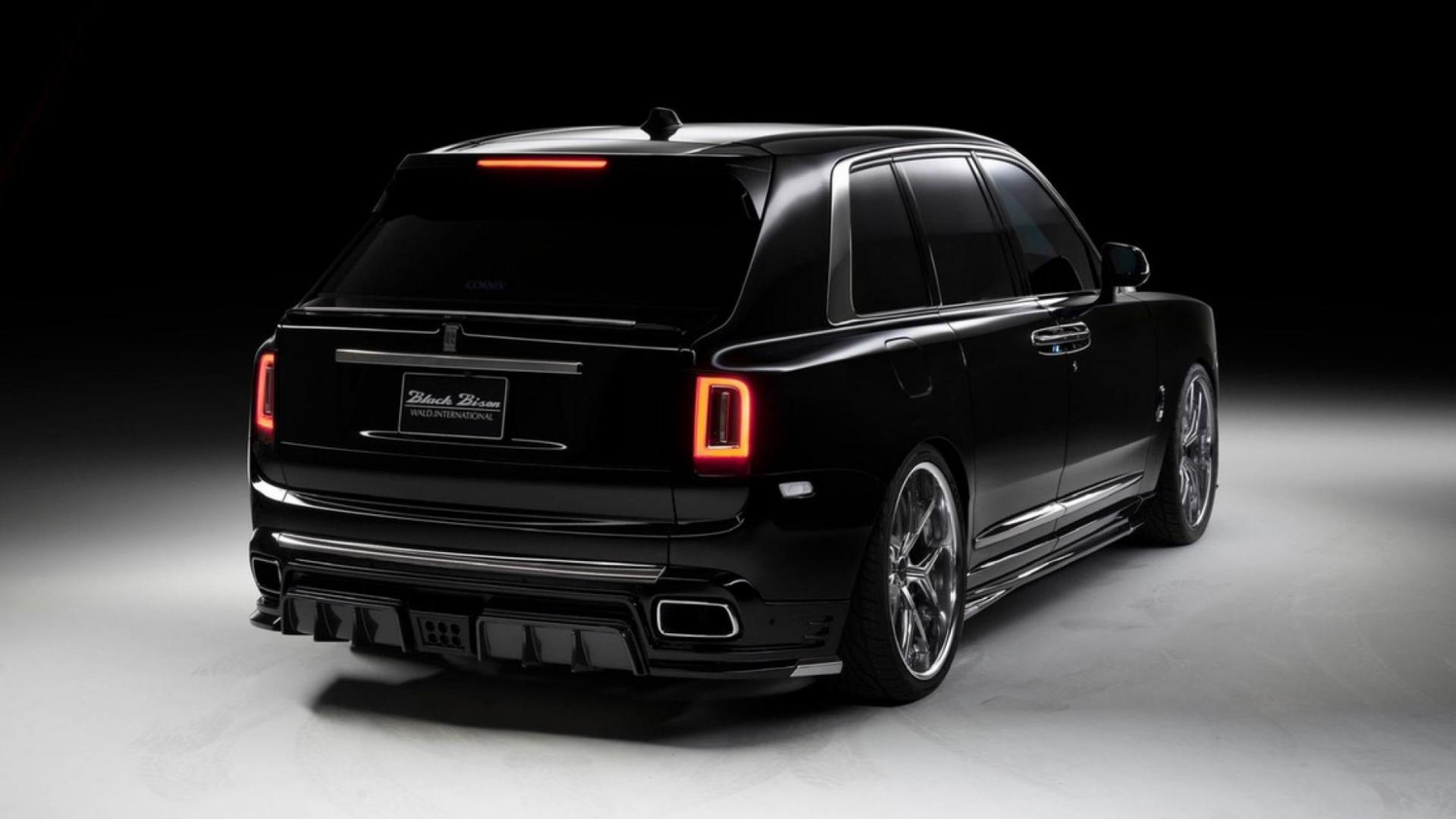 Rolls-Royce Cullinan van Wald International