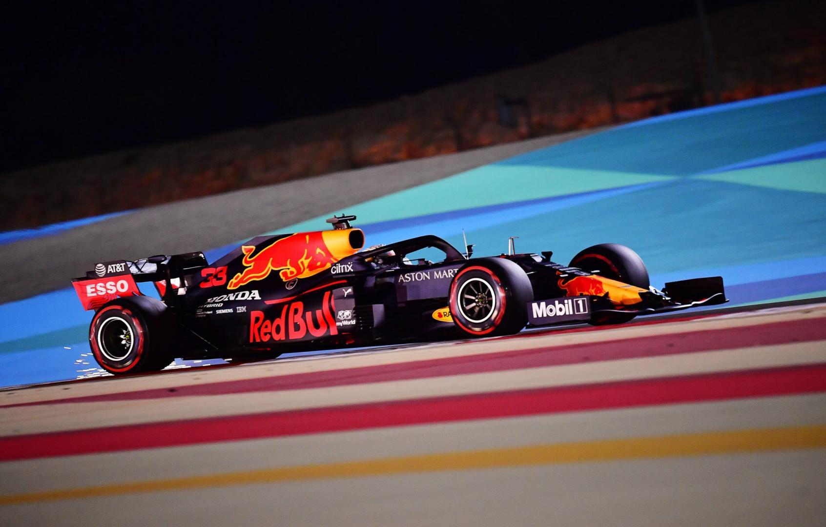Uitslag van de GP van Bahrein 2020
