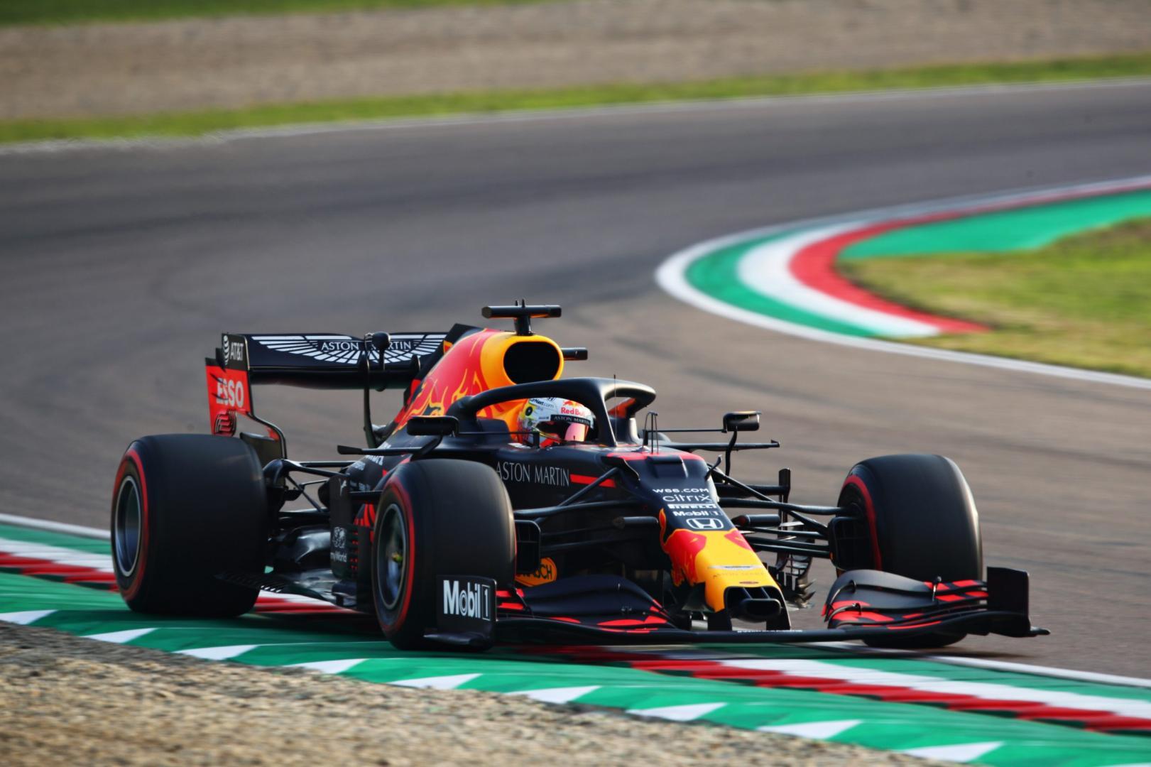 Uitslag van de GP van Emilia-Romagna 2020