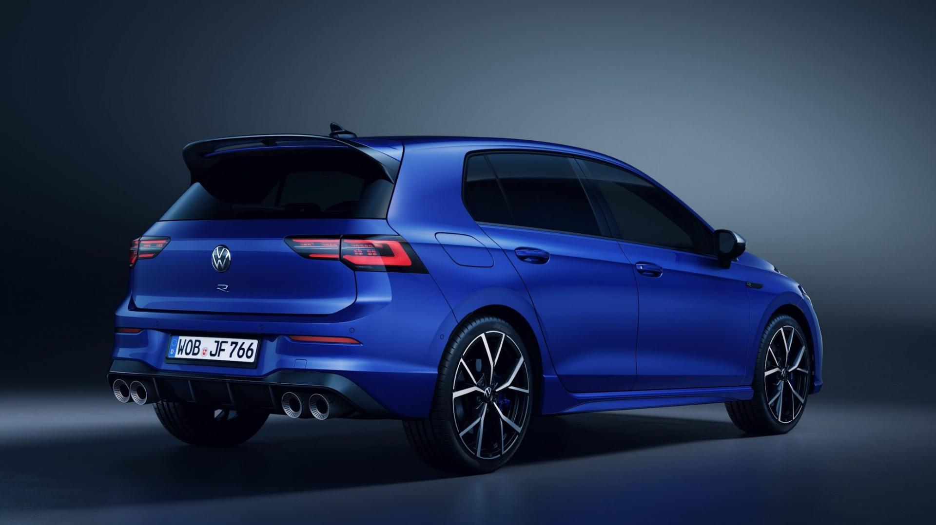 Volkswagen Golf 8 R 2020