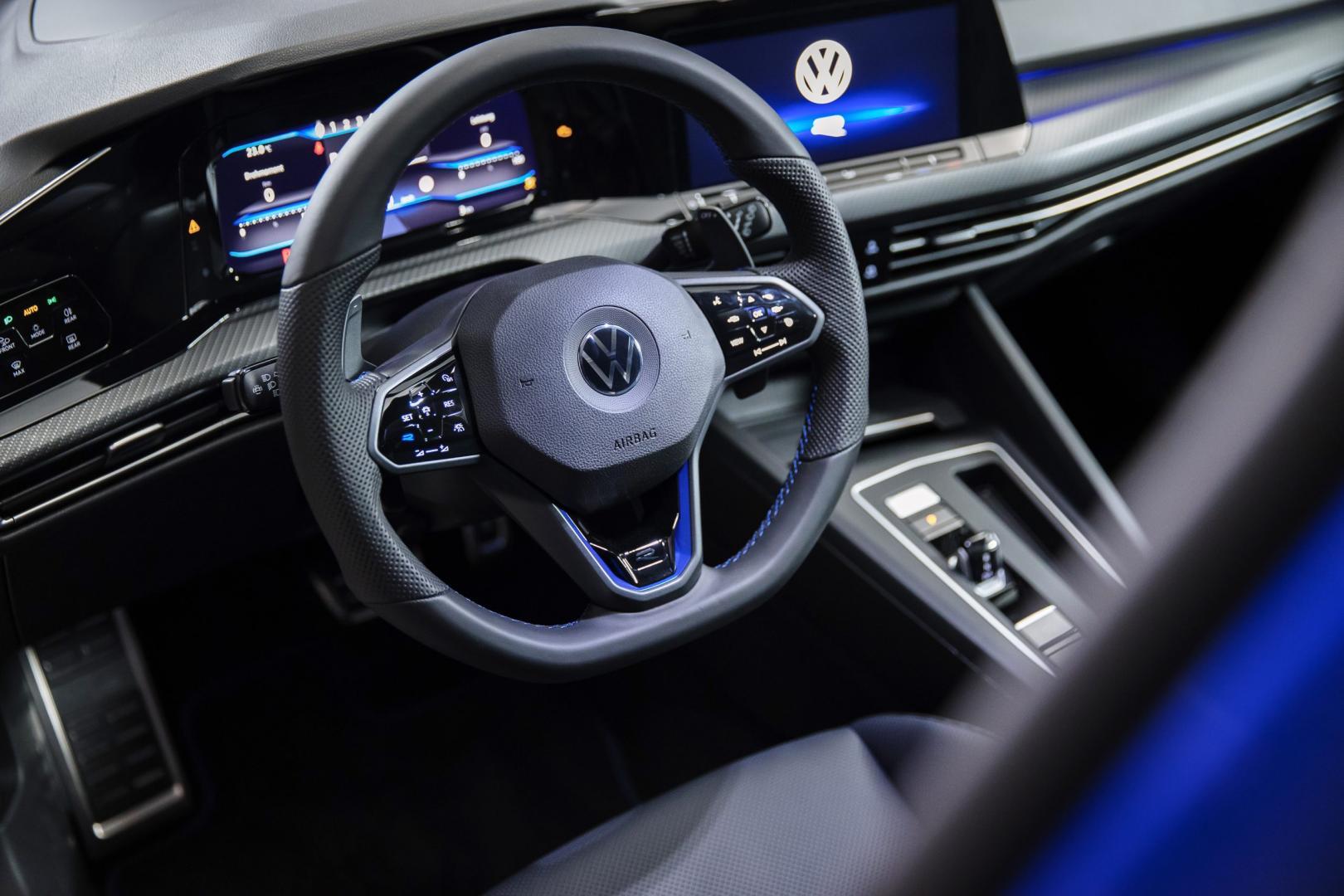 Stuur Volkswagen Golf 8 R 2020