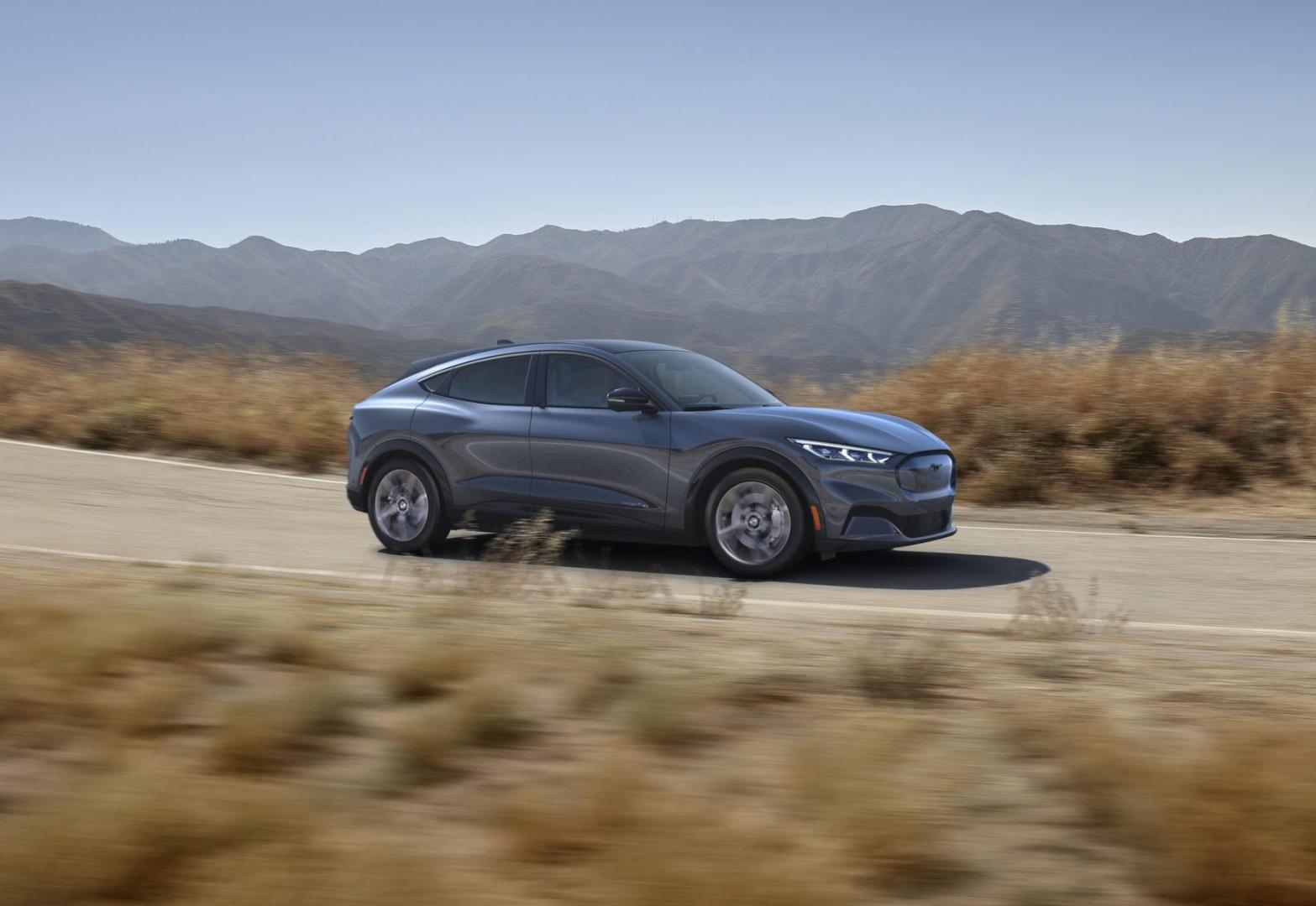 Ford Mustang Mach-E 1e rij-indruk 2020
