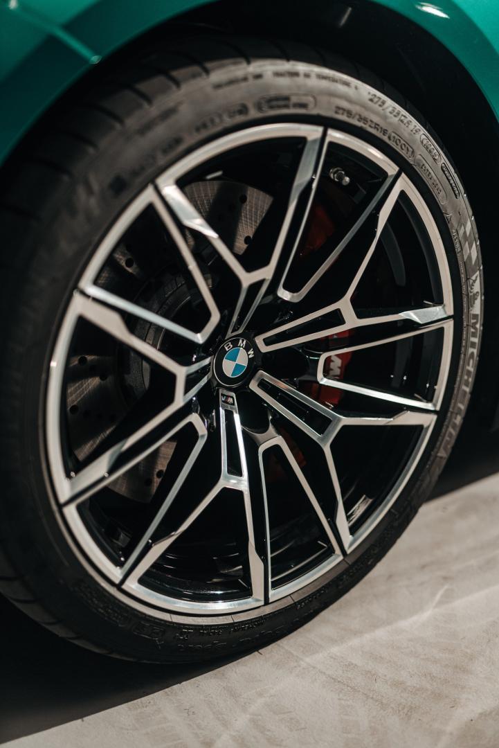 BMW M3 G80 (2020) velgen