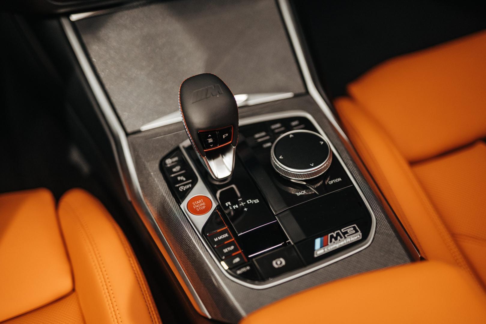 BMW M3 G80 (2020) pook