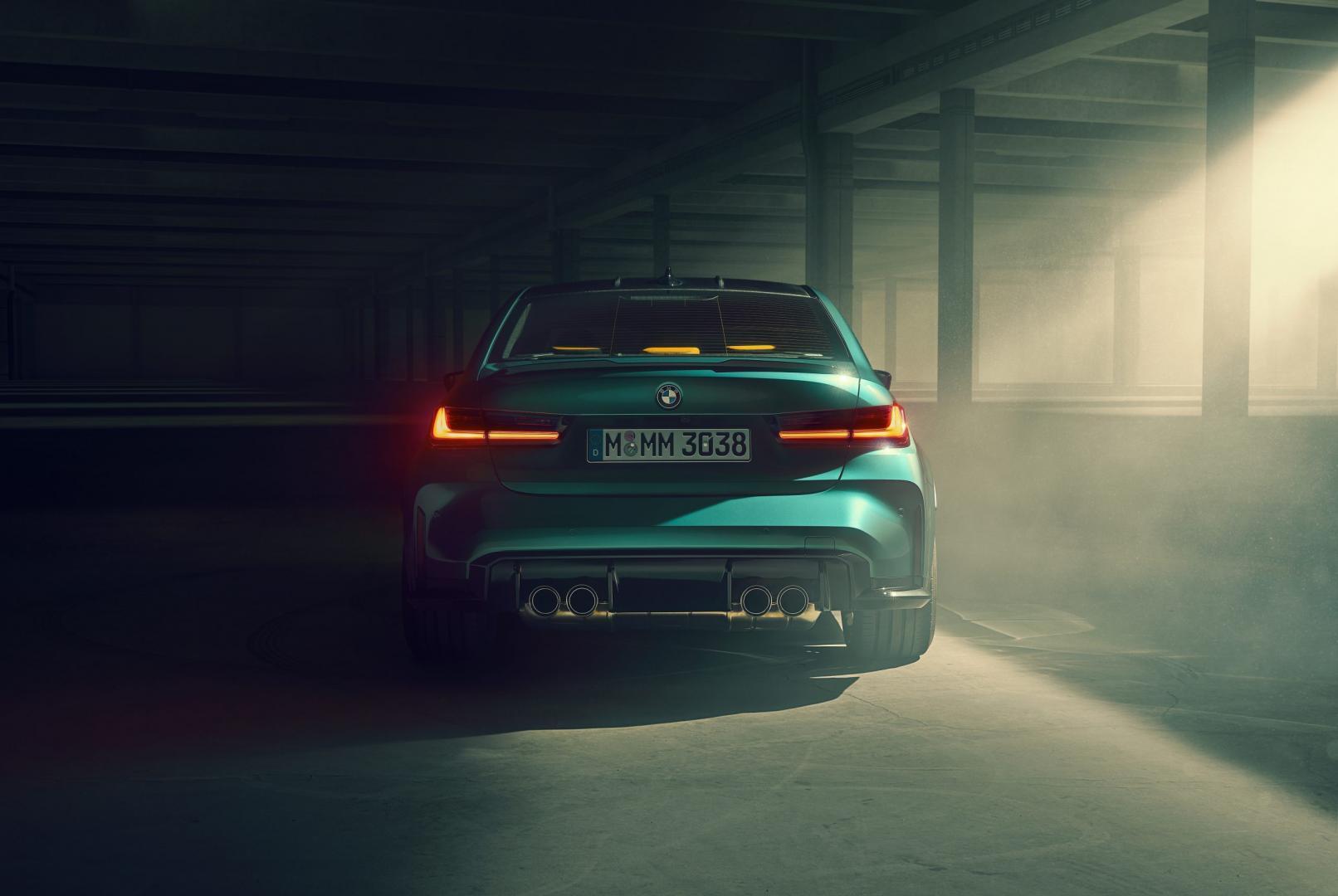 BMW M3 G80 (2020)