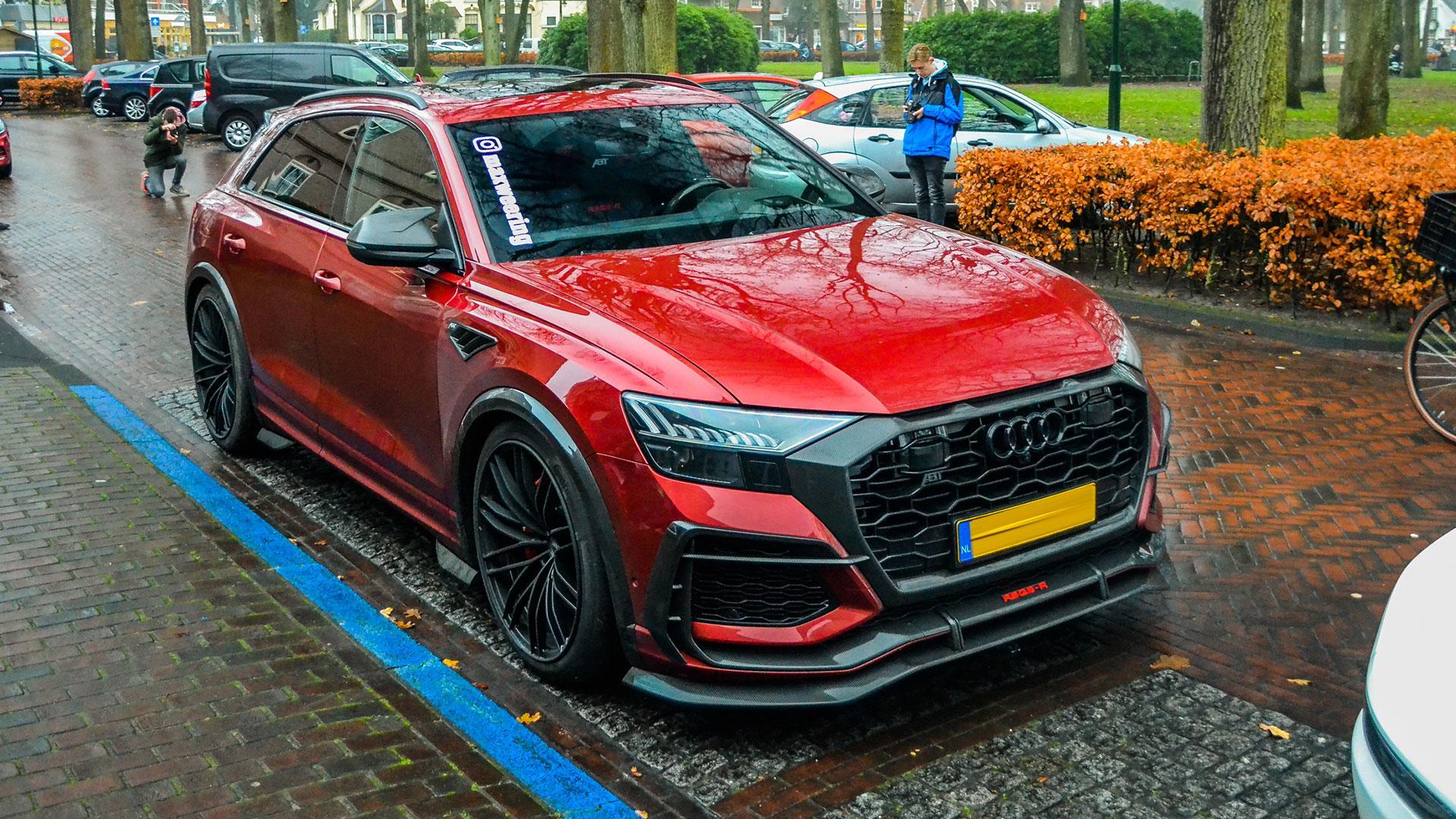De duurste Audi van 2020 - Abt RS Q8-R