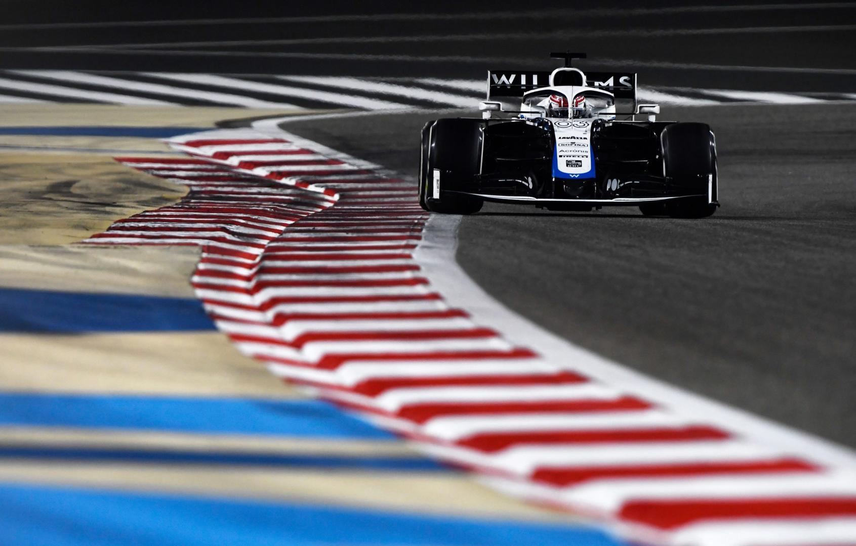George Russell vervangt Hamilton bij GP van Sakhir 2020