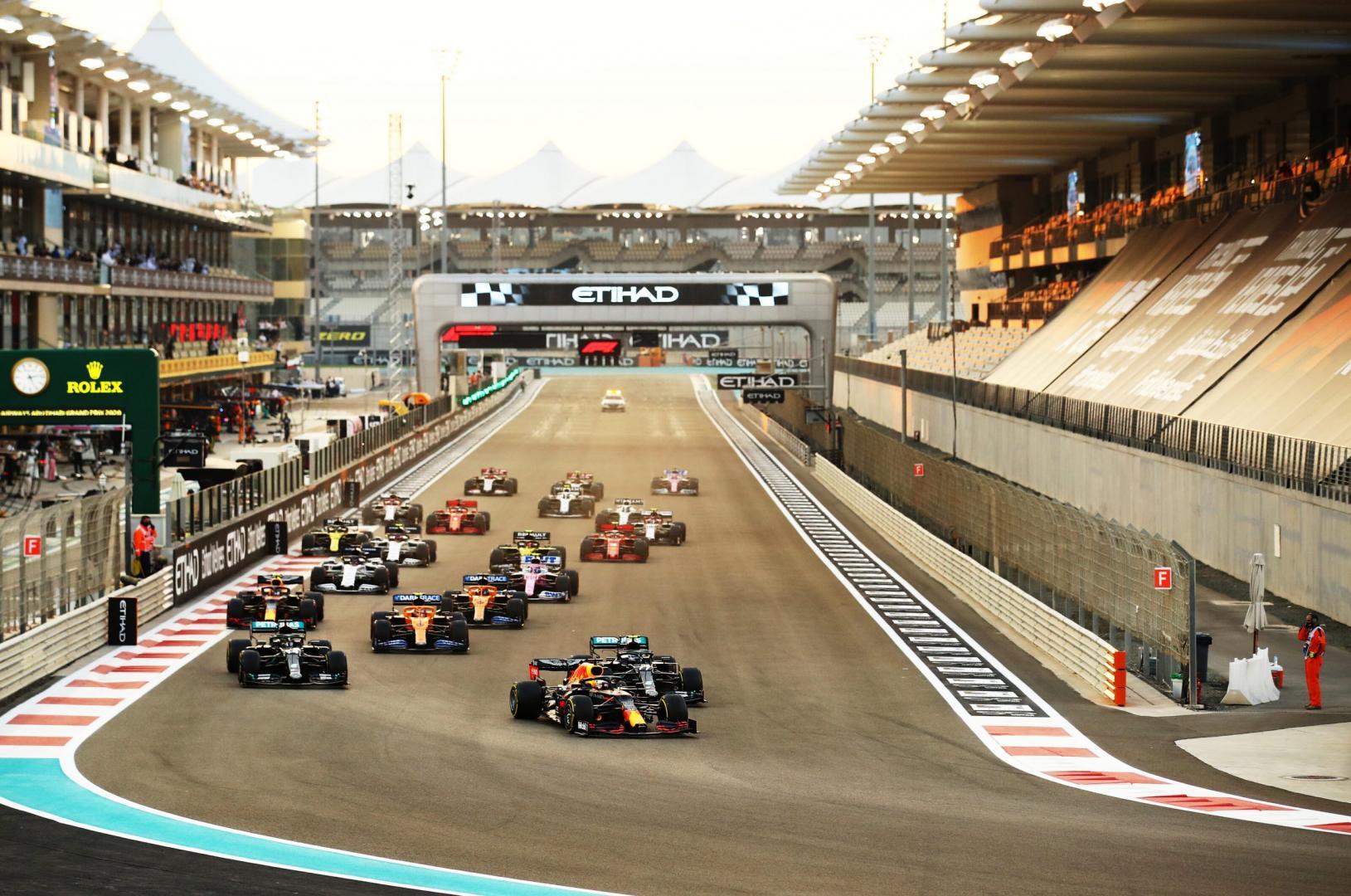 Gevolgen van de GP van Abu Dhabi 2020