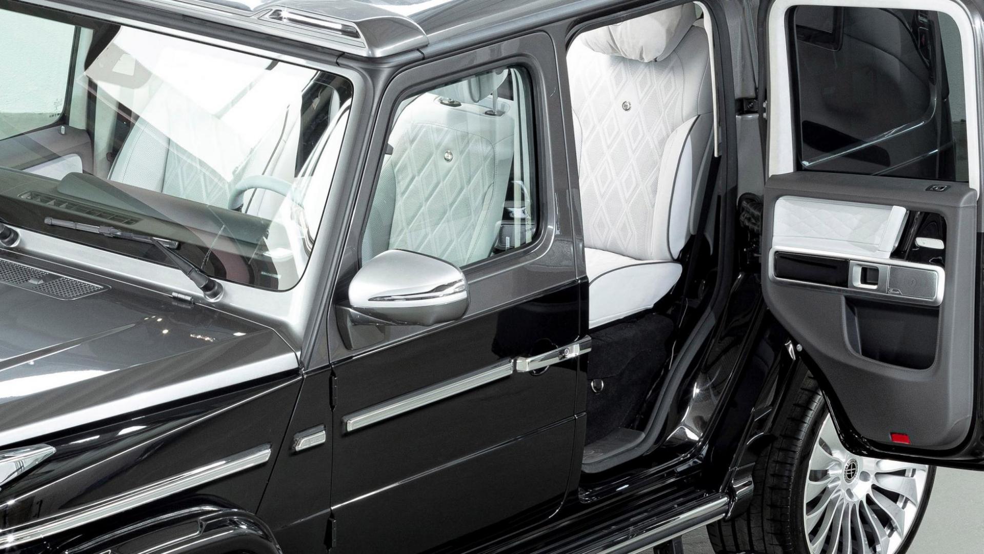 Deuren Hofele Mercedes G-klasse