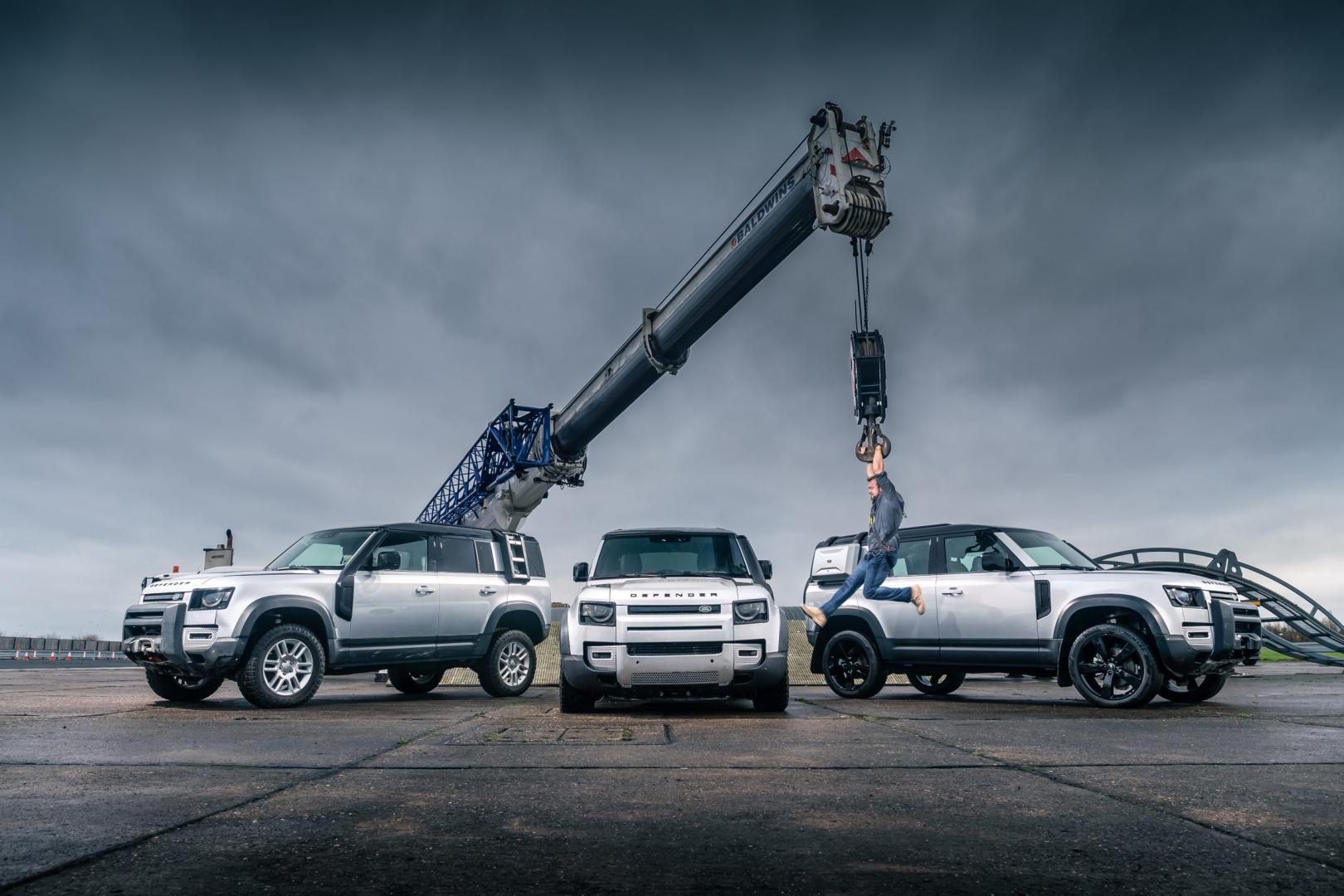 Land Rover Defender Auto van het Jaar 2020