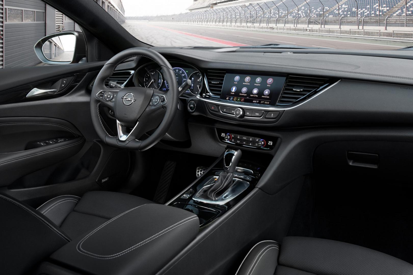 Interieur 2020 Opel Insignia GSi Sports Tourer