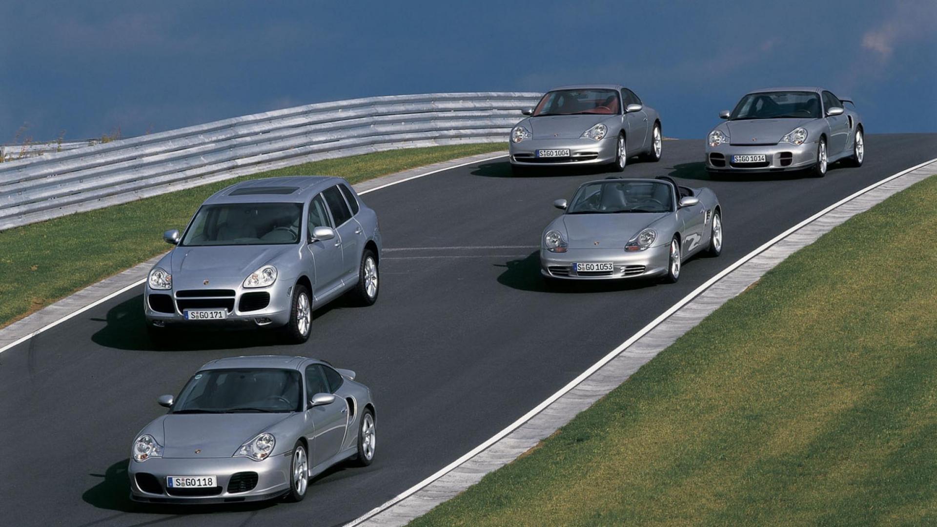 Porsche Cayenne, Porsche 911, Porsche Boxster