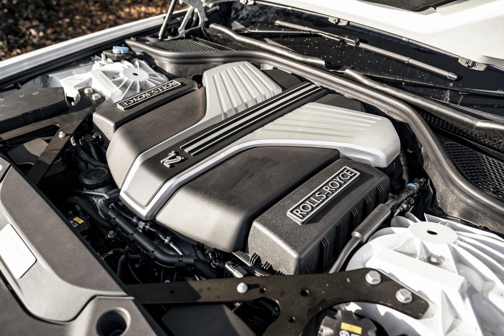 V12 van de Rolls-Royce Ghost