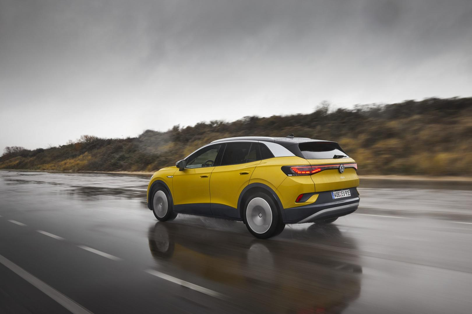 Volkswagen ID.4 2020: 1e rij-indruk