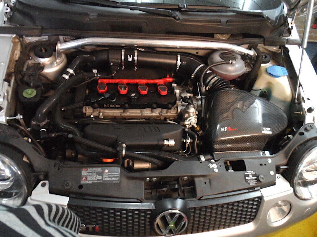 VW Lupo met Audi S3-motor
