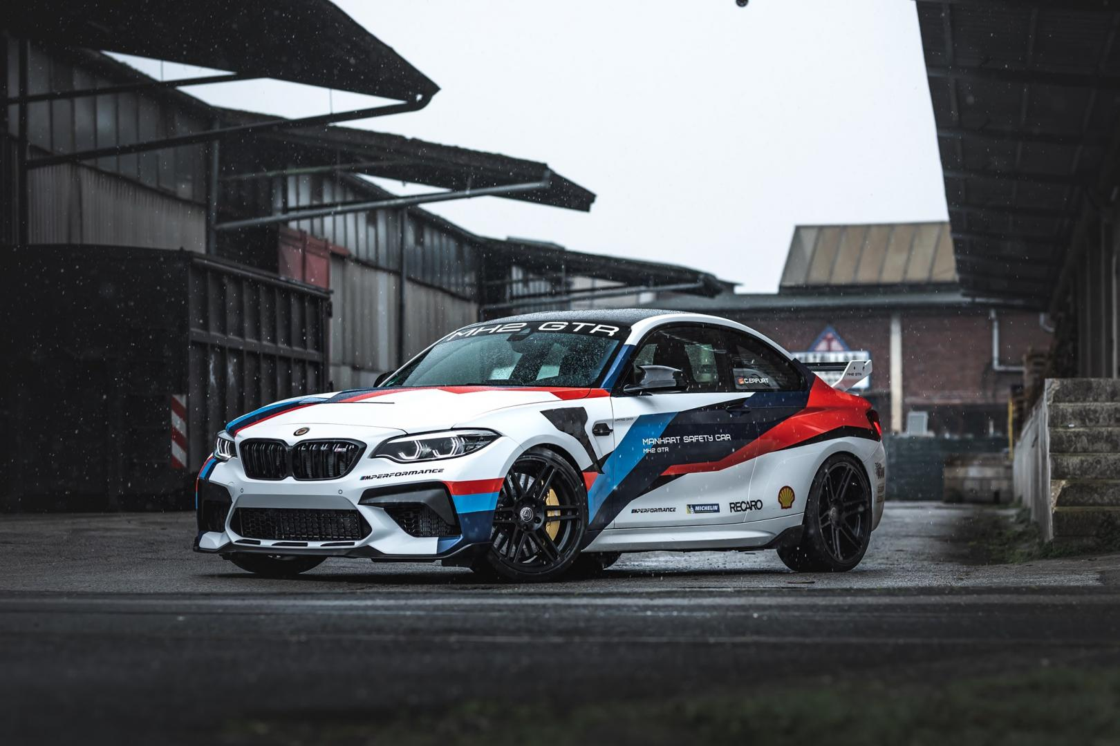 MH2 GTR (BMW M2 CS)