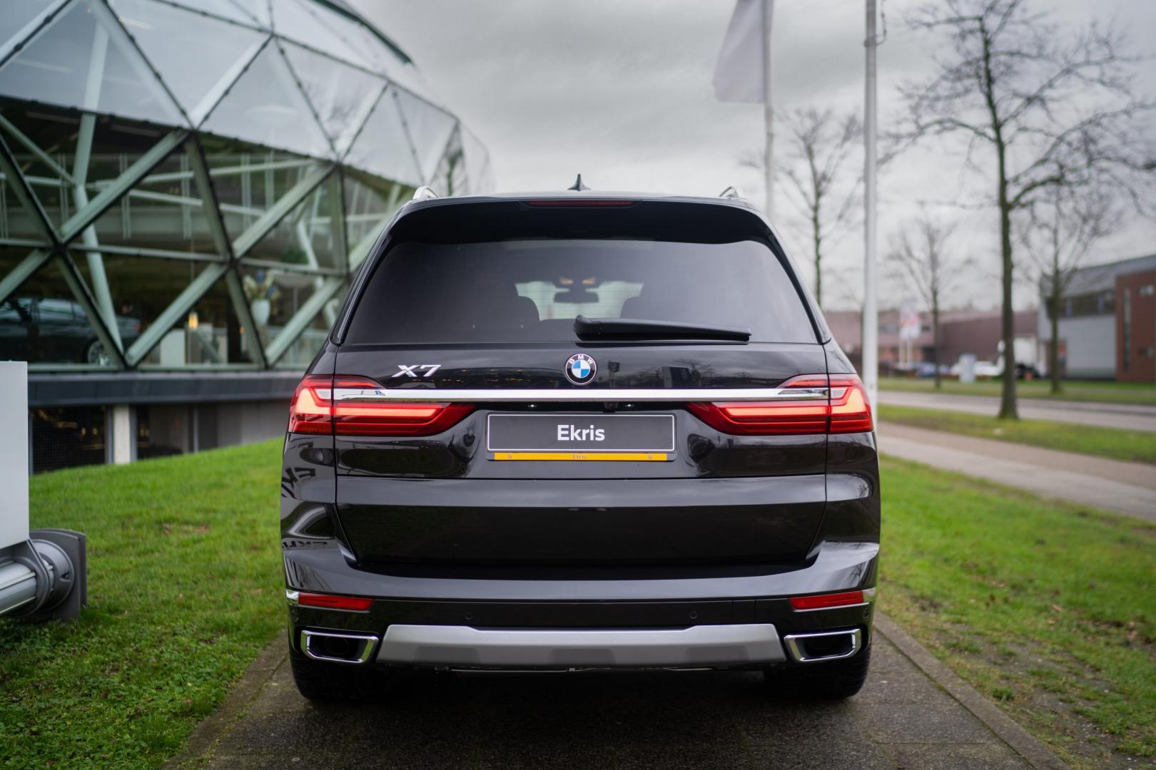 BMW X7 (30d) voor Rico Verhoeven
